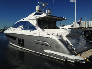 Navis Yachting Hellevoetsluis, Azimut