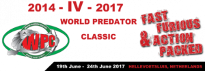 World Predator Classic 2017 in Hellevoetsluis