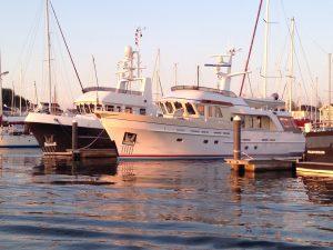 Ligplaats Marina Cape Helius
