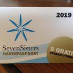 Seven Sisters Havenpaspoorten 2019