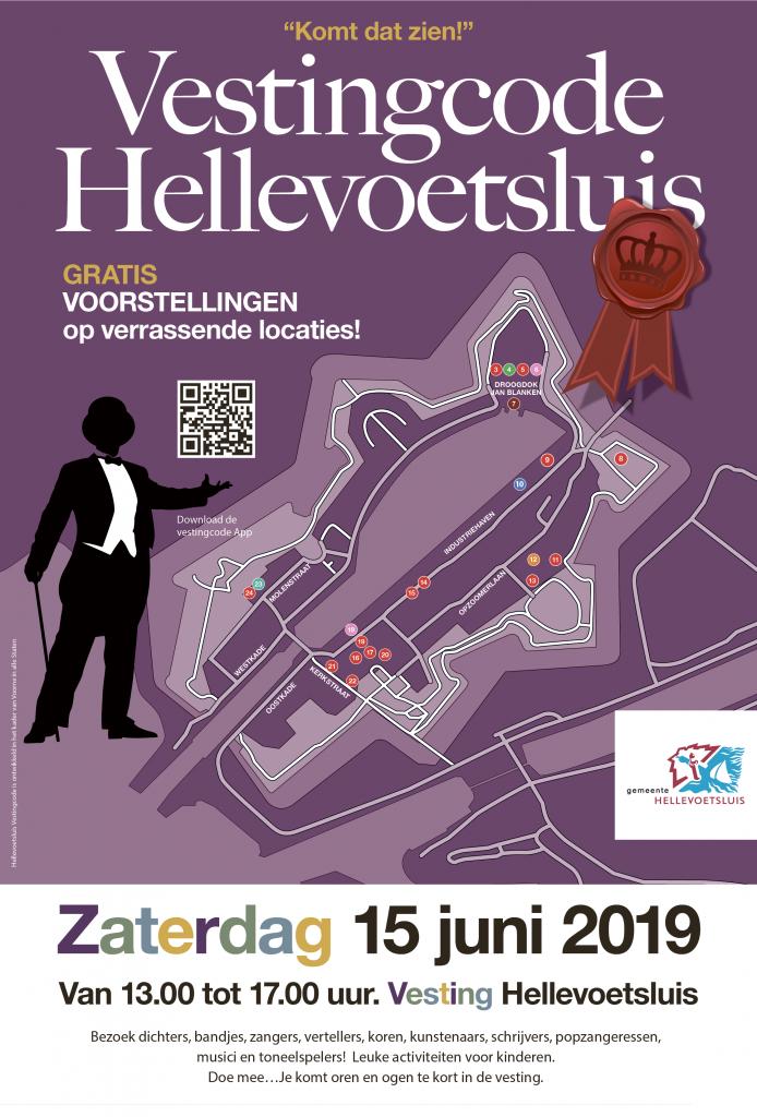 Vestingcode Hellevoetsluis
