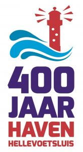 Logo 400 jaar haven Hellevoetsluis